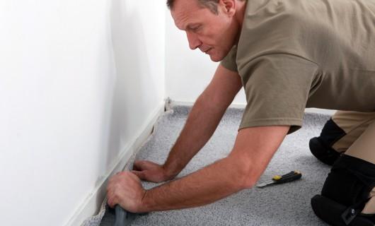 Carpet installation by professional | Floorida Floors