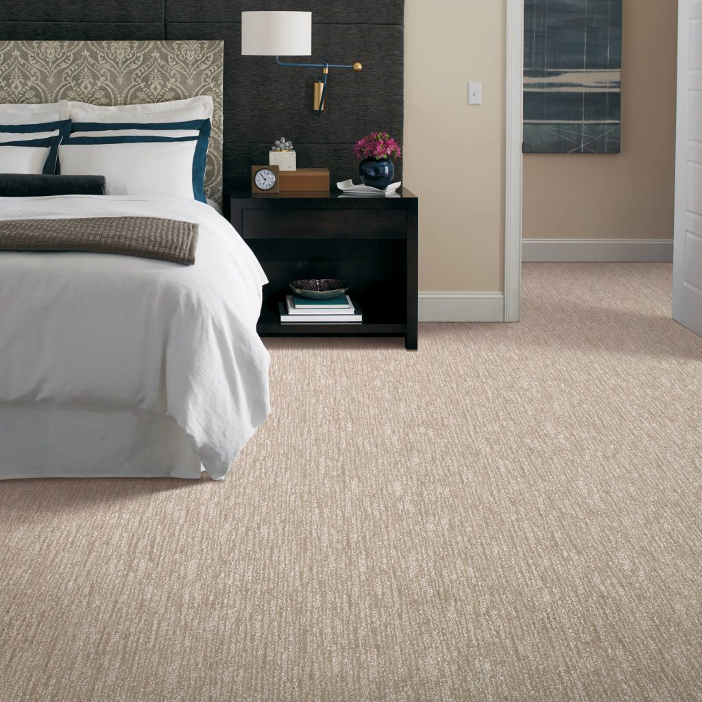 New carpet in bedroom | Floorida Floors