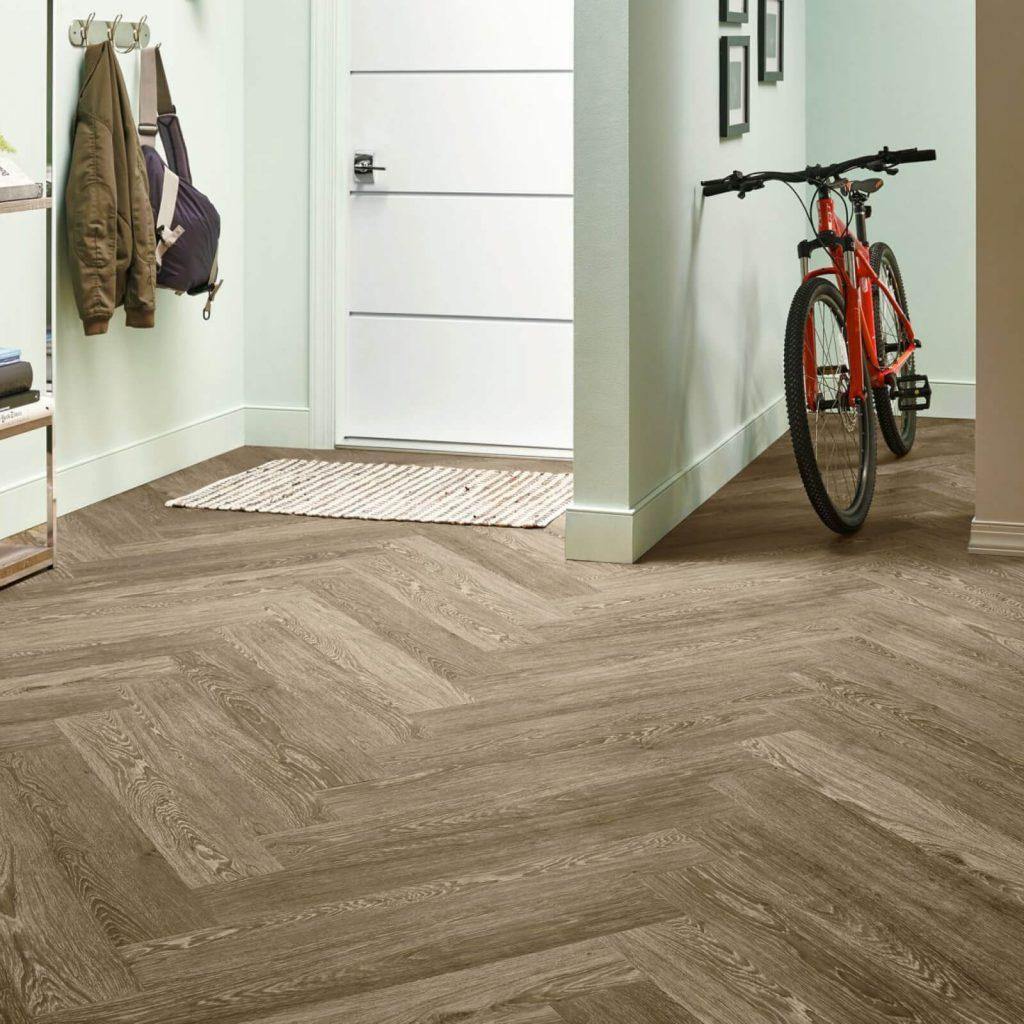 Bicycle on flooring | Floorida Floors
