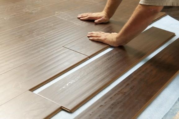Floor installation | Floorida Floors