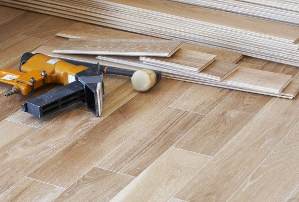 Hardwood installation | Floorida Floors