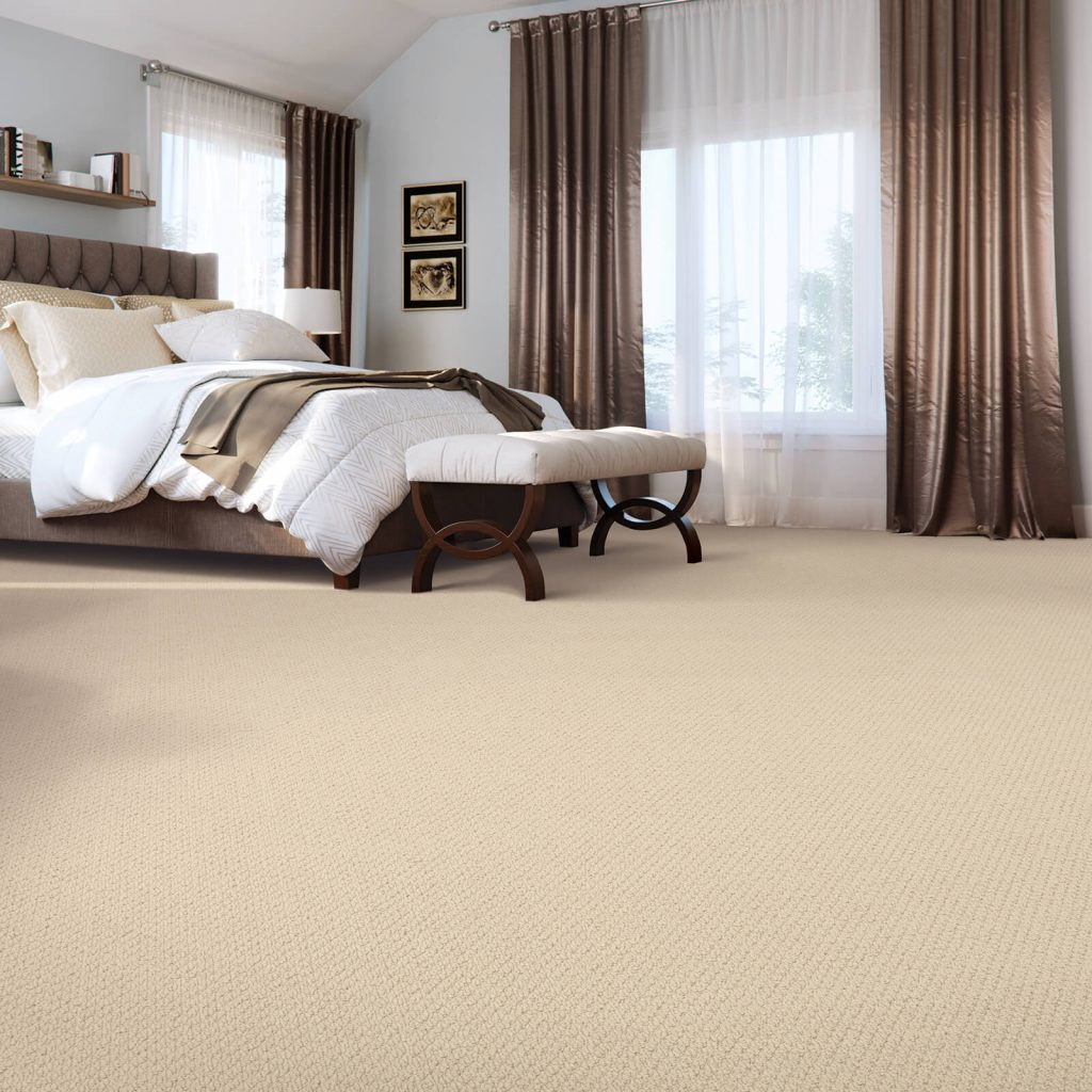 New Carpet in bedroom | Floorida Floors