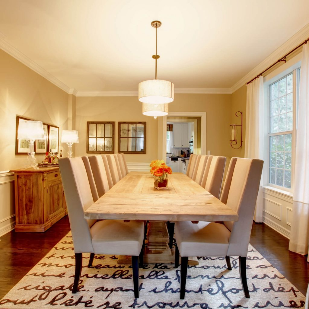 Best Rug for Your Dining Room | Floorida Floors