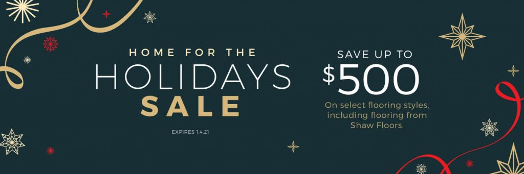Home for the Holidays Sale | Floorida Floors